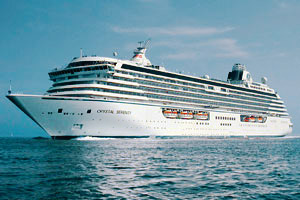 Crystal Serenity - Foto Travianet